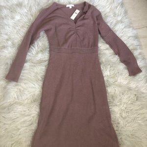 Mauve Eri+Ali dress